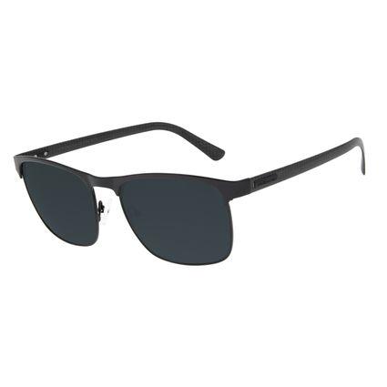 Óculos de Sol Unissex Chilli Beans Executivo Fosco OC.MT.2967-0031