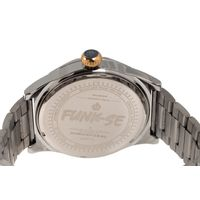 Relógio Analógico Masculino Funk-se Ludmilla Metal Prata RE.MT.1170-2107.7