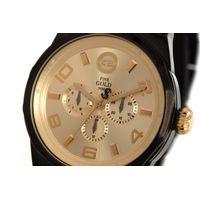 Relógio Analógico Masculino Funk-se Ludmilla Metal PretoRE.MT.1170-2101.5