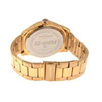 Relógio Analógico Masculino Funk-se Ludmilla Metal Dourado RE.MT.1170-2121.2