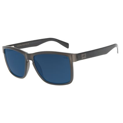 Óculos de Sol Masculino Chilli Beans Bossa Nova Polarizado Azul Classic OC.CL.2945-0815