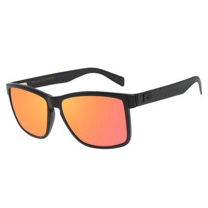 Óculos de Sol Masculino Chilli Beans Bossa Nova Polarizado Espelhado Classic OC.CL.2945-3201