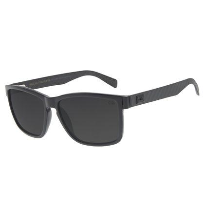 Óculos de Sol Masculino Chilli Beans Bossa Nova Polarizado Fumê Classic OC.CL.2945-0501