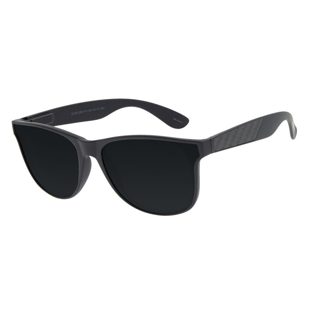 Óculos de Sol Masculino Chilli Beans Bossa Nova Preto OC.ES.1253-0101