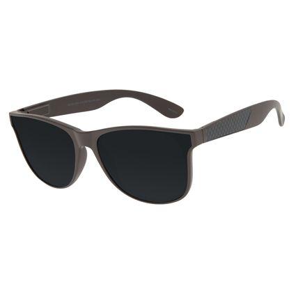 Óculos de Sol Masculino Chilli Beans Bossa Nova Marrom OC.ES.1253-0102