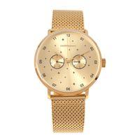 Relógio Analógico Feminino Chilli Beans Star Metal Dourado RE.MT.1084-2121
