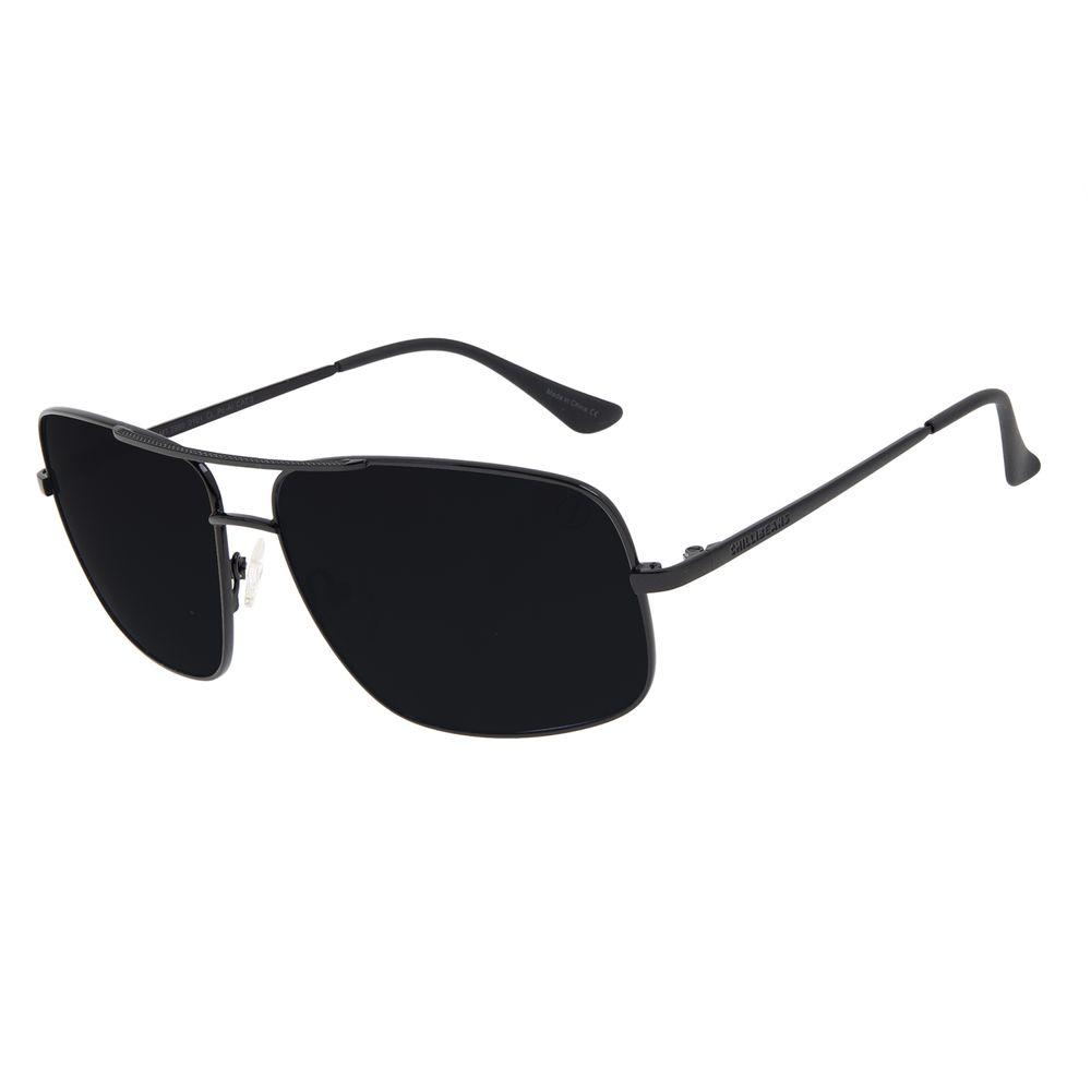 Óculos de Sol Unissex Chilli Beans Executivo Preto OC.MT.2998-0101