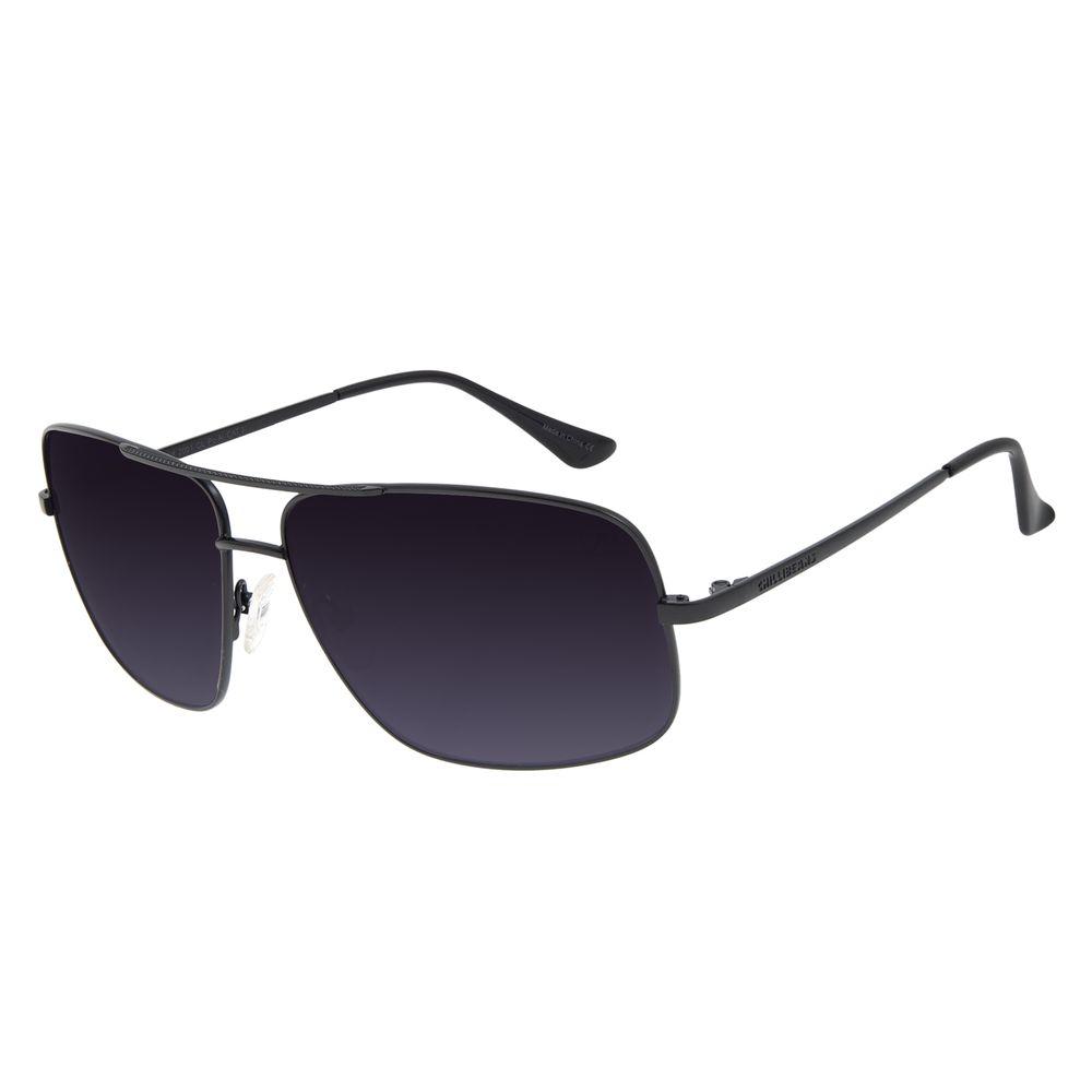 Óculos de Sol Unissex Chilli Beans Executivo Degradê OC.MT.2998-2001