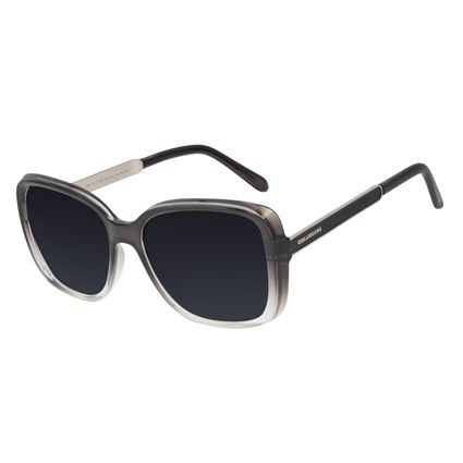 Óculos de Sol Feminino Chilli Beans Quadrado Polarizado Degradê OC.CL.3188-2020