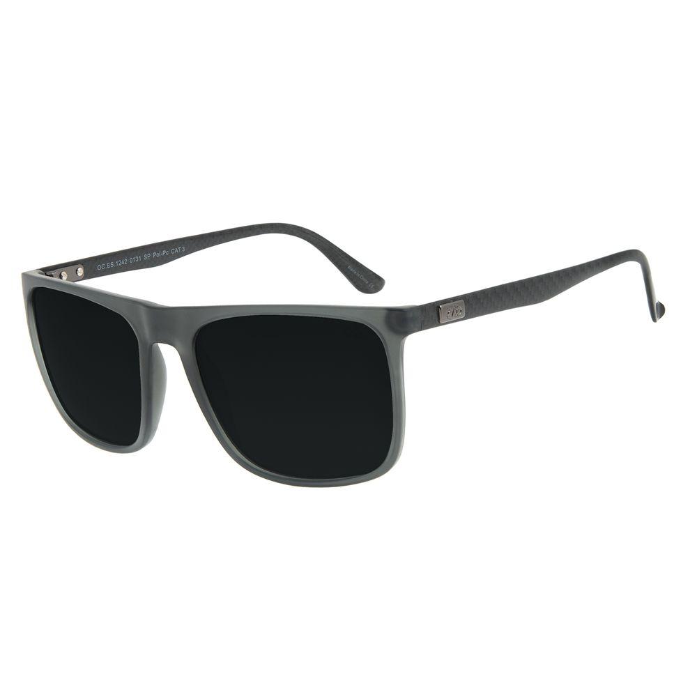 Óculos de Sol Masculino Chilli Beans New Sport Fosco OC.ES.1242-0131