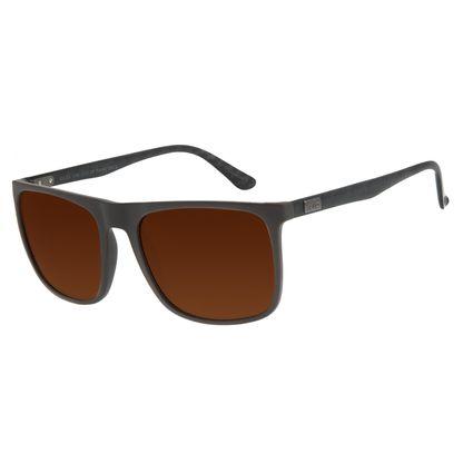 Óculos de Sol Masculino Chilli Beans New Sport Marrom OC.ES.1242-0202
