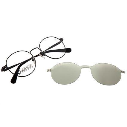 Armação Para Óculos de Grau Masculino Color Match Multi Ônix LV.MU.0524-1522