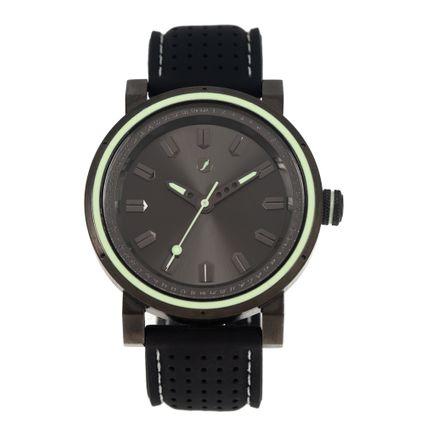 Relógio Analógico Masculino Color Match Esportivo Ônix RE.ES.0156-2201