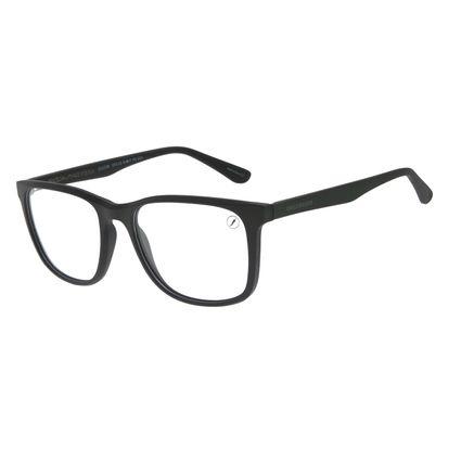 Armação Para Óculos de Grau Masculino Color Match Verde LV.IJ.0191-1515