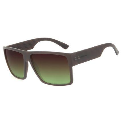 Óculos de Sol Masculino Chilli Beans Bossa Nova Sport Marrom OC.CL.3197-5702