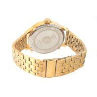 Relógio Analógico Masculino Chilli Beans Traveler Dourado RE.MT.0868-0421.2