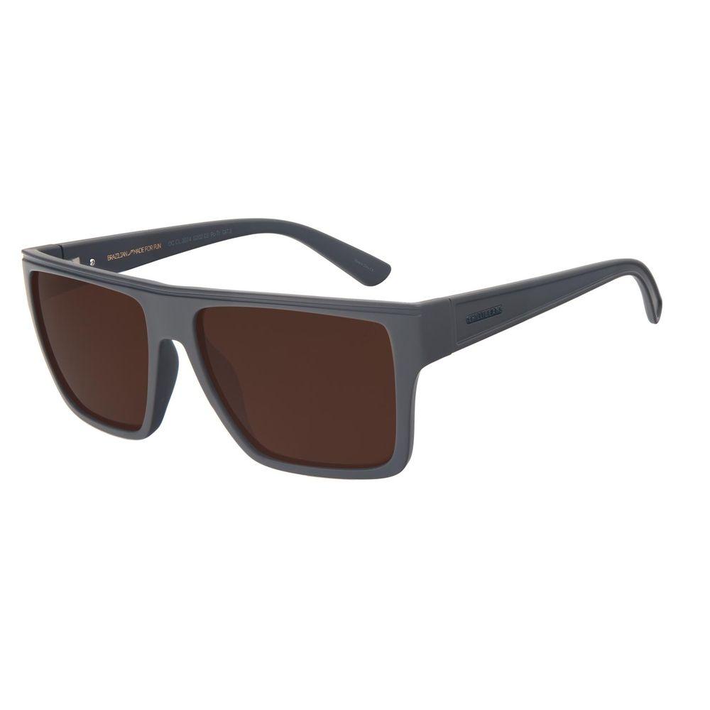 Óculos de Sol Unissex Chilli Beans Essential Bossa Nova Marrom OC.CL.3074-0202