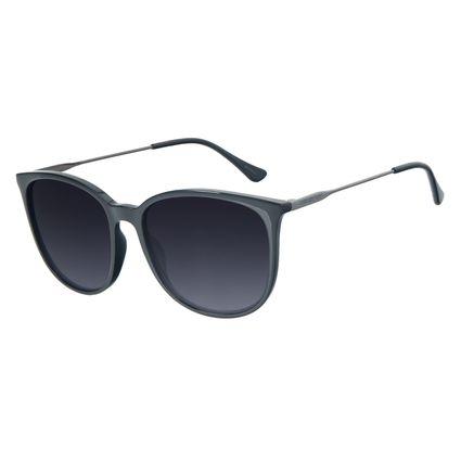 Óculos de Sol Feminino Chilli Beans Redondo Preto OC.CL.3187-2001