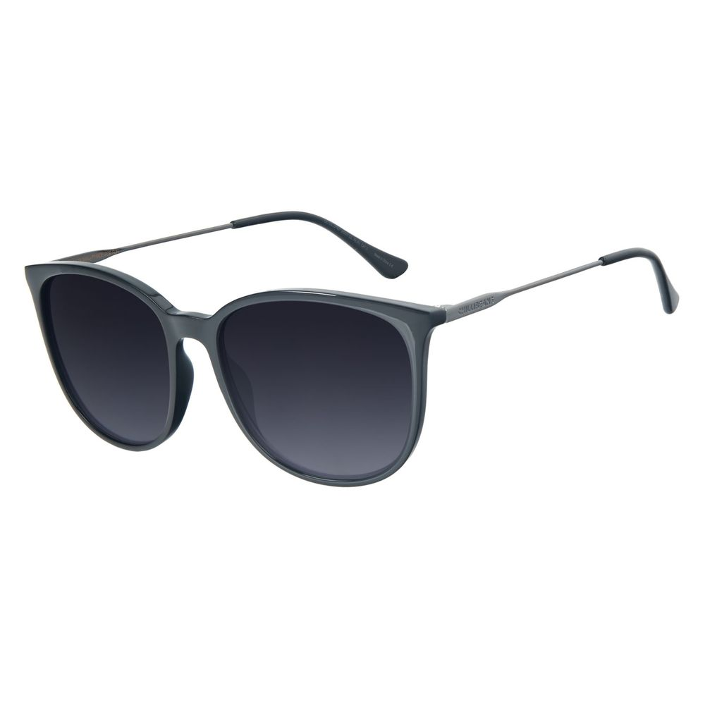 Óculos de Sol Feminino Chilli Beans Redondo Degradê Azul OC.CL.3187-2001