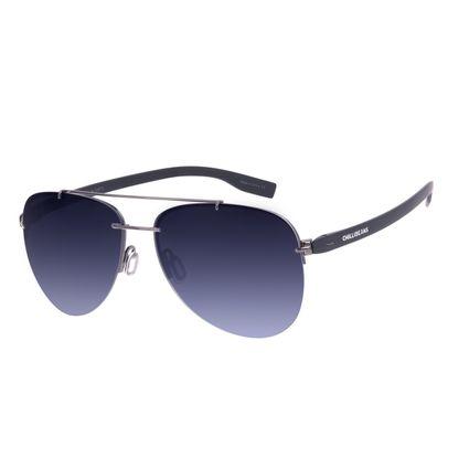 Óculos de Sol Unissex Chilli Beans Aviador Casual Metal Degradê OC.MT.3019-2001