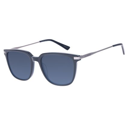 Óculos de Sol Masculino Chilli Beans Quadrado Azul OC.CL.3196-0190