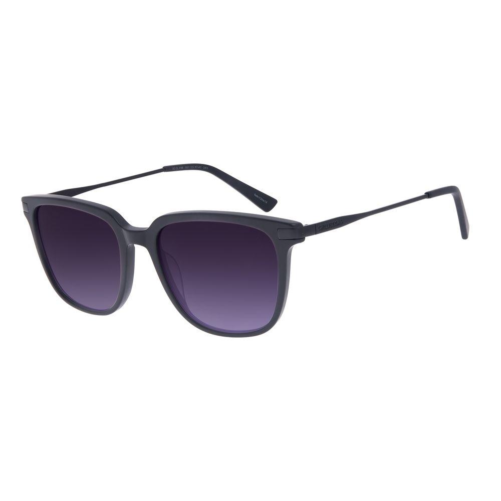 Óculos de Sol Masculino Chilli Beans Quadrado Preto OC.CL.3196-0501