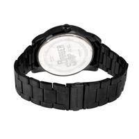 Relógio Analógico Masculino Barber Shop Metal Preto RE.MT.1088-2201.2
