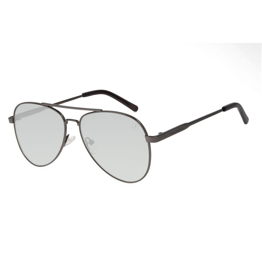Óculos de Sol Unissex Color Match Classic Design Escuro OC.MT.3033-3822