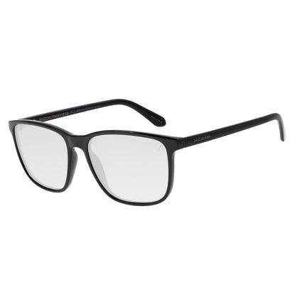 Óculos de Sol Masculino Color Match Quadrado Preto OC.CL.3208-0101