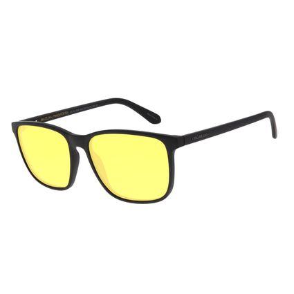 Óculos de Sol Masculino Color Match Quadrado Verde OC.CL.3208-1501