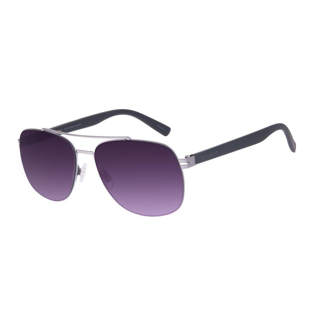 Óculos de Sol Masculino Chilli Beans Executivo Metal Ônix OC.MT.3015-2022