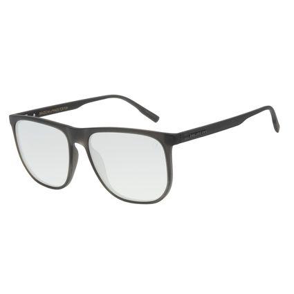 Óculos de Sol Masculino Color Match Quadrado Cinza OC.CL.3209-0104