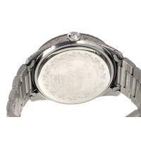 Relógio Analógico Masculino Loucuras da Nobreza Drácula Prata RE.MT.1144-4707.6