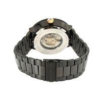 Relógio Automático Masculino Loucuras da Nobreza Luís XIV Rei Sol Ônix  RE.MT.1145-2222.2