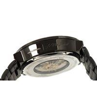 Relógio Automático Masculino Loucuras da Nobreza Luís XIV Rei Sol Ônix  RE.MT.1145-2222.6