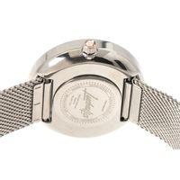 Relógio Analógico Feminino Funk-se Ludmilla Facetado Prata RE.MT.1162-9507.6