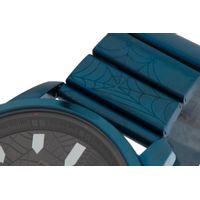 Relógio Analógico Masculino Marvel Homem Aranha Azul RE.MT.1148-2208.6