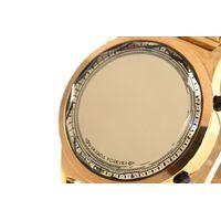 Relógio Digital Feminino Marvel Pantera Negra Dourado RE.MT.1140-2121.5