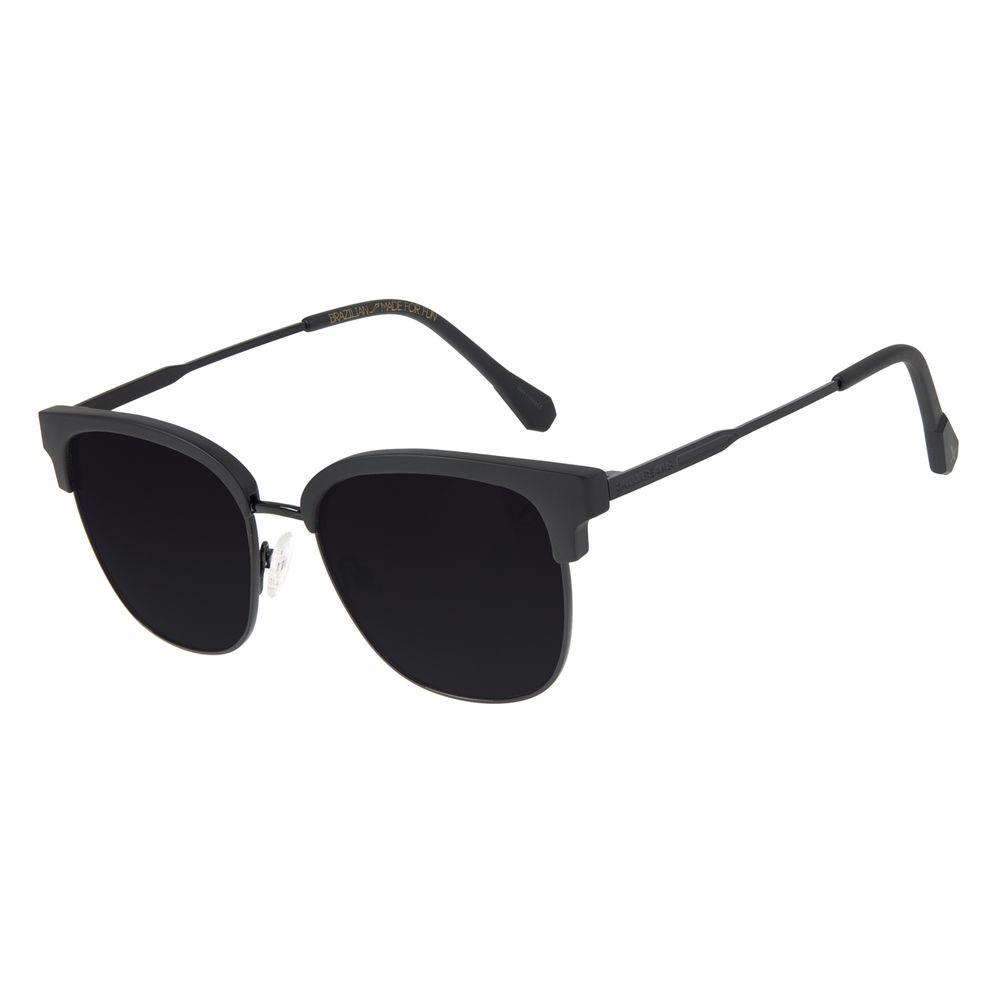 Óculos de Sol Unissex Loucuras da Nobreza Conde Drácula Jazz Fosco OC.CL.3152-0531