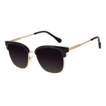 Óculos de Sol Unissex Loucuras da Nobreza Conde Drácula Jazz Preto OC.CL.3152-2001