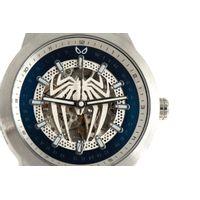 Relógio Automático Masculino Marvel Homem Aranha Prata RE.MT.1149-0807.11