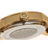 Relógio Automático Masculino Marvel Homem de Ferro Dourado RE.MT.1149-1621.7
