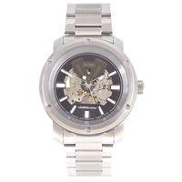 Relógio Automático Masculino Chilli Beans Metal Fashion Prata RE.MT.1089-2207