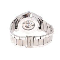 Relógio Automático Masculino Chilli Beans Metal Fashion Prata RE.MT.1089-2207.2