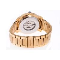 Relógio Automático Masculino Chilli Beans Metal Fashion Dourado RE.MT.1089-4721.2