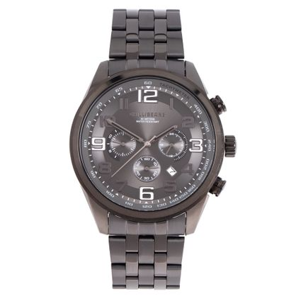 Relógio Analógico Masculino Chilli Beans 30 Meters Water Resistant Ônix RE.MT.1138-2222