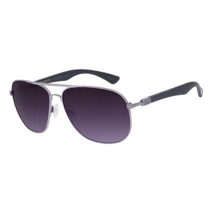 Óculos de Sol Masculino Chilli Beans Executivo Metal Ônix OC.MT.3010-2022