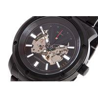 Relógio Automático Masculino Chilli Beans Metal Fashion Preto RE.MT.1089-0101.5