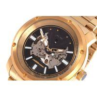 Relógio Automático Masculino Chilli Beans Metal Fashion Dourado RE.MT.1089-4721.5