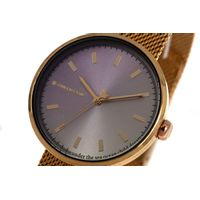 Relógio Analógico Feminino Color Match Sea Dourado RE.MT.1168-9521.5